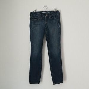 American Eagle super skinny jeans size 2 reg